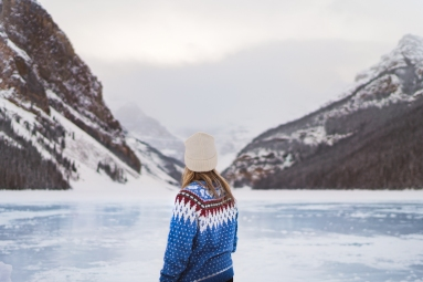 Carina at Lake Louise